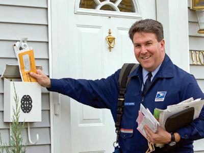 Image result for home postal service
